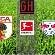 Watch Augsburg vs RB Leipzig - Bundesliga 2020-2021, football highlights