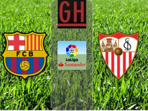 Watch Barcelona vs Sevilla - LaLiga Santander 2020-2021, football highlights