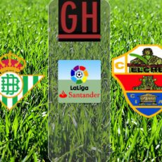 Watch Betis vs Elche - LaLiga Santander 2020-2021, football highlights