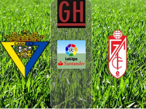 Watch Cadiz vs Granada - LaLiga Santander 2020-2021, football highlights