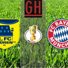 Watch Duren vs Bayern Munich - DFB Pokal 2020-2021, football highlights