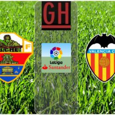 Watch Elche vs Valencia - LaLiga Santander 2020-2021, football highlights