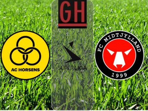 Watch Horsens vs Midtjylland - Danish Superliga 2020-2021, football highlights