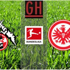 Watch Koln vs Eintracht Frankfurt - Bundesliga 2020-2021, football highlights