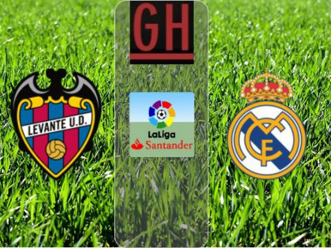 Watch Levante vs Real Madrid - LaLiga Santander 2020-2021, football highlights