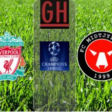 Watch Liverpool vs Midtjylland - UEFA Champions League 2020-2021, football highlights