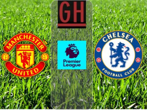 Watch Manchester United vs Chelsea – Premier League 2020-2021, football highlights