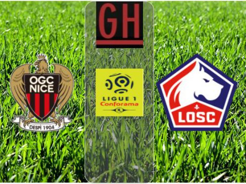 Watch Nice vs Lille - Ligue 1 Conforama 2020-2021, football highlights