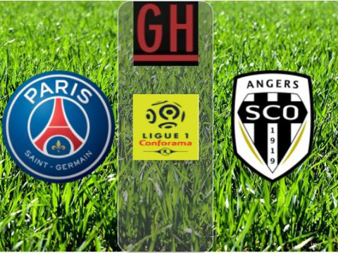 Watch PSG vs Angers - Ligue 1 Conforama 2020-2021