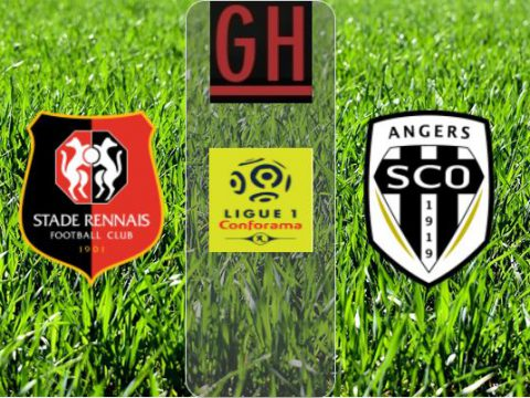 Watch Rennes 1-2 Angers- Ligue 1 Conforama 2020-2021, football highlights