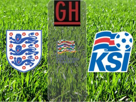England vs Iceland – UEFA Nations League 2020-2021, football highlights