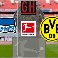 Hertha Berlin vs Borussia Dortmund – Bundesliga 2020-2021, football highlights