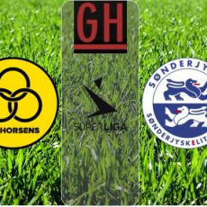 Horsens vs SønderjyskE – Danish Superliga 2020-2021, football highlights