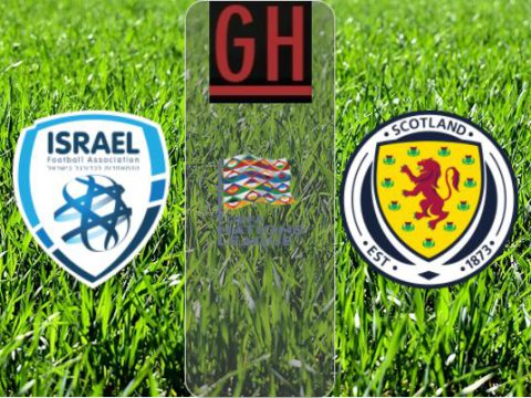 Israel vs Scotland – UEFA Nations League 2020-2021, football highlights