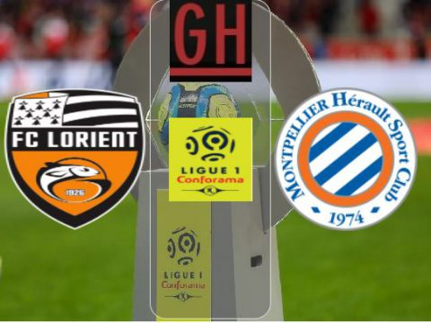 Lorient vs Montpellier