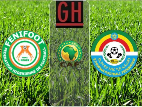 Niger vs Ethiopia–CAF 2020 Qualifiers, football highlight