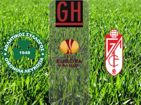 Omonia vs Granada - UEFA Europa League 2020-2021, football highlights
