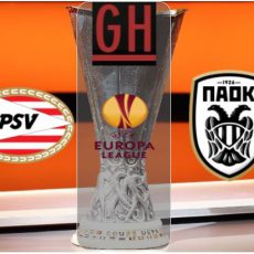 PSV Eindhoven vs PAOK Saloniki – UEFA Europa League 2020-2021, football highlights