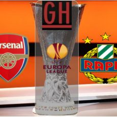 Arsenal vs Rapid Wien