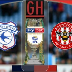 Cardiff vs Brentford