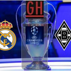 Real Madrid vs Monchengladbach