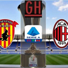 Benevento vs AC Milan