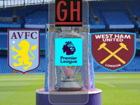 Aston Villa vs West Ham