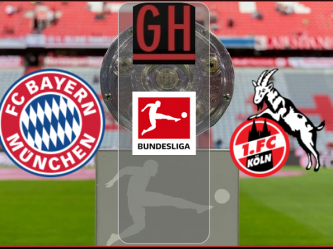 Bayern Munich vs Koln - Bundesliga 2020-2021