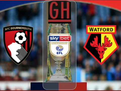 Bournemouth vs Watford - Championship 2020-2021