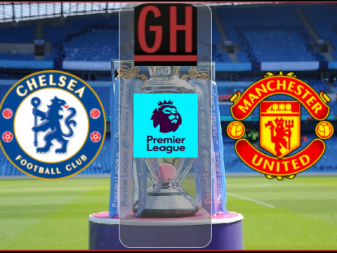 Chelsea vs Manchester United - Premier League 2020-2021
