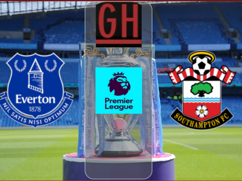 Everton vs Southampton - Premier League 2020-2021