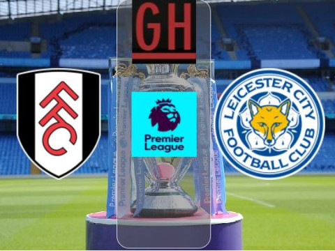 Fulham vs Leicester