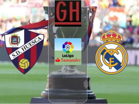 Huesca vs Real Madrid