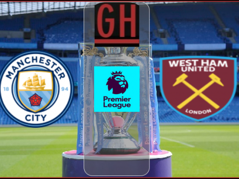 Manchester City vs West Ham - Premier League 2020-2021