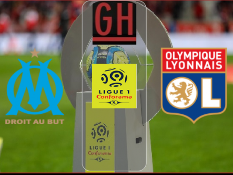 Marseille vs Lyon - Ligue 1 Conforama 2020-2021