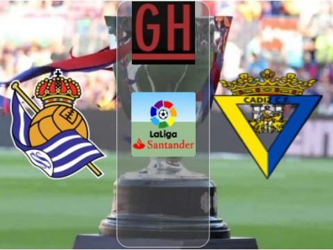 Real Sociedad vs Cadiz