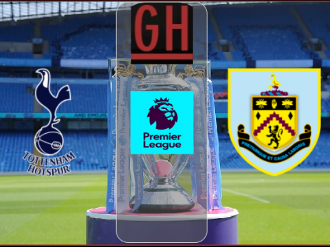 Tottenham vs Burnley - Premier League 2020-2021