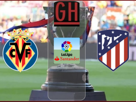 Villarreal vs Atletico Madrid - Laliga Santander 2020-2021