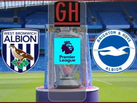 West Bromwich vs Brighton - Premier League 2020-2021