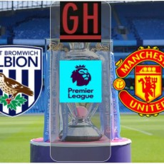 West Bromwich vs Manchester United