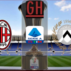 AC Milan vs Udinese - Serie A 2020-2021