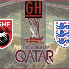 Albania vs England - World Cup Qualifiers 2022