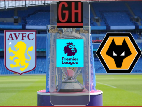 Aston Villa vs Wolverhampton - Premier League 2020-2021