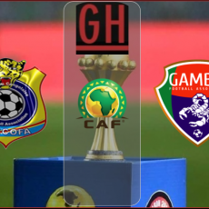 DR Congo vs Gambia - CAF 2021 Qualifiers