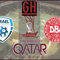 Israel vs Denmark - World Cup Qualifiers 2022 2020-2021