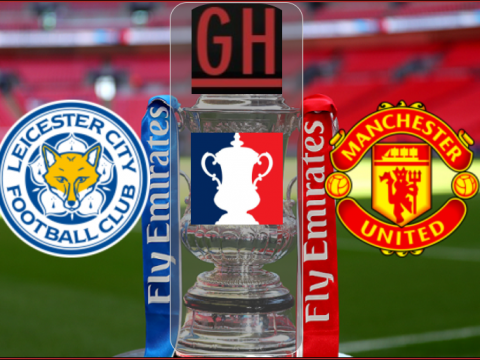 Leicester vs Manchester United - FA Cup 2020-2021