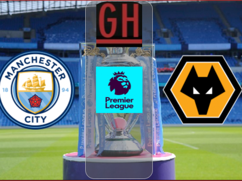 Manchester City vs Wolverhampton - Premier League 2020-2021