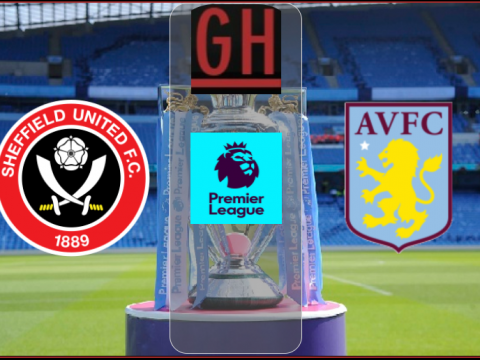 Sheffield United vs Aston Villa - Premier League 2020-2021