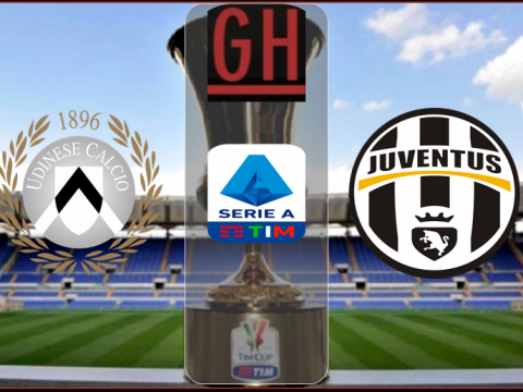 Udinese vs Juventus - Serie A 2020-2021