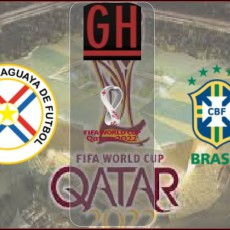 Paraguay vs Brazil - World Cup Qualifiers 2022